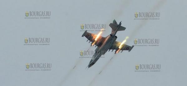 Первый болгарский Су-25 отправился на ремонт