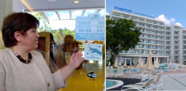 """В Албене: """"Маритим"""" – первая гостиница в Болгарии с наклейкой """"100% вакцинированный персонал"""""""