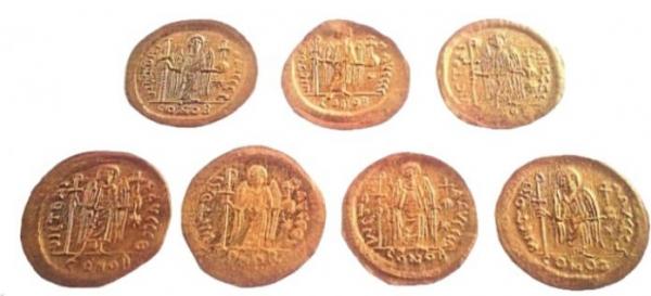 В Болгарии нашли клад золотых монет