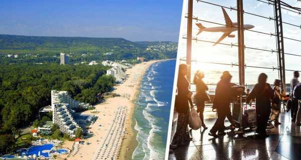 Названо количество чартерных рейсов в Варну и Бургас на лето из России