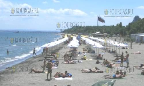 """Северный пляж Бургаса — """"Saxa beach"""", будет открыт сегодня вечером"""