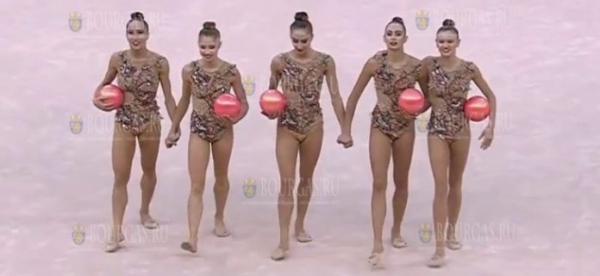 Болгарские грации добыли в Баку серебряные медали