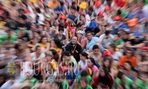 Население Болгарии катастрофически уменьшается