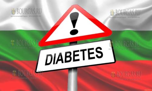 Диабет в Болгарии —  в стране болеет каждый 10-й