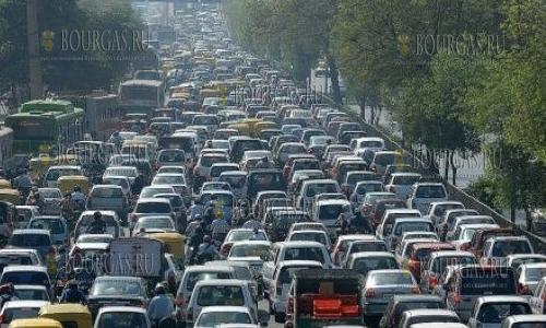 София попала в топ-100 городов Мира, в которых «живут» пробки на дорогах