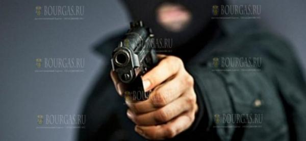 На Солнечном Берегу было совершено вооруженное ограбление