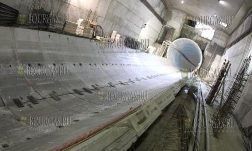 Более половины третьей ветки метро в Софии уже построено
