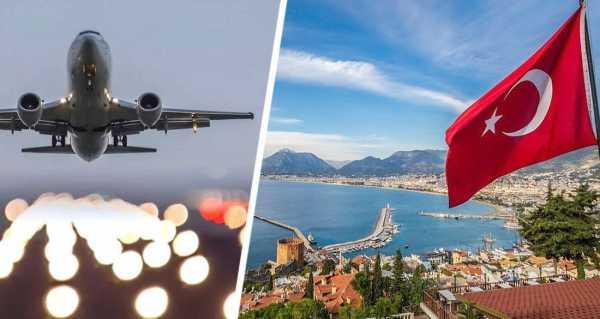 Турция получила вылеты ещё из 3 городов России