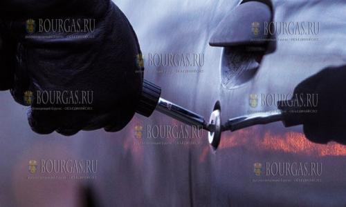 Количество автомобильных краж в Пловдиве значительно сократилось