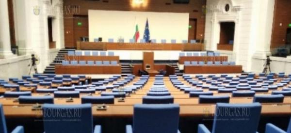 Очередной скандал в парламенте Болгарии