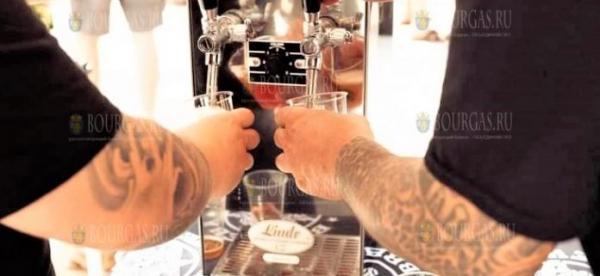 Фестиваль крафт-пива пройдет в Бургасе