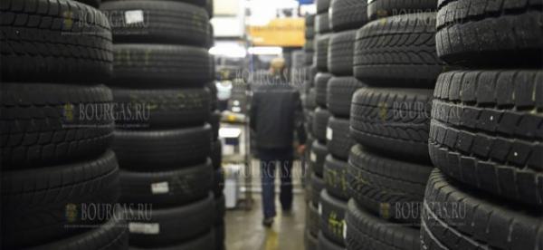 В Болгарии будут дорожать автомобильные шины