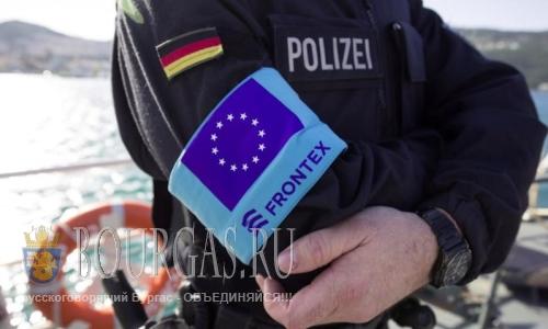 В Болгарии прошли учения Frontex