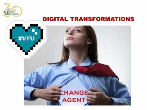 """Цифровые трансформации будут акцентом научной конференции """"Интеллигентное будущее"""""""