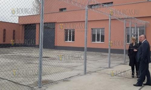 Построена новая тюрьма в Болгарии, которая находится в селе Дебелт
