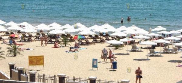 Болгарские дети и учителя бесплатно отдыхают у моря