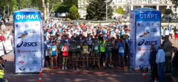 Трагический случай произошел во время марафона в Варне