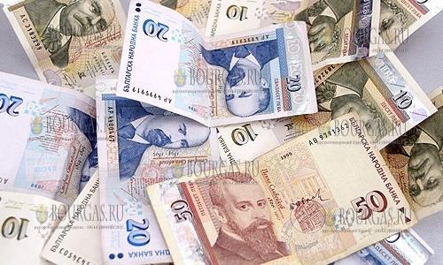 Банкноты номиналом 20 лев — чаще всего подделывали в Болгарии