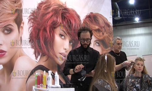 В Пловдиве проходит Итальянский фестиваль красоты и причесок