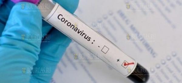 Самый высокий уровень заболеваемости COVID в Болгарии — в Бургасе