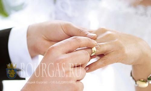 Бум свадеб в Пловдиве