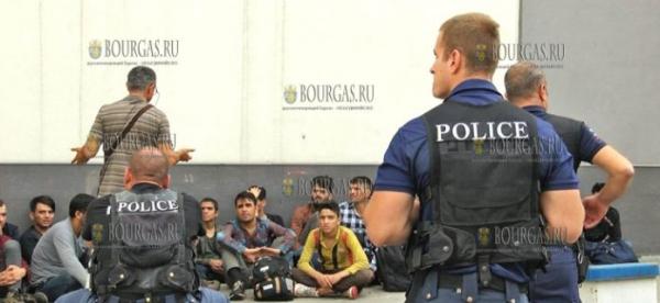В июле в Болгарии задержали 1395 нелегала