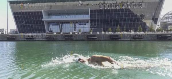 В Бургасе в конце августа пройдет международный плавательный марафон