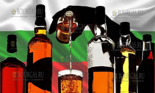 В Болгарии сегодня самый дешевый алкоголь в странах ЕС