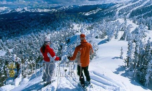 В зимний сезон в Болгарии ожидают рост числа иностранных туристов