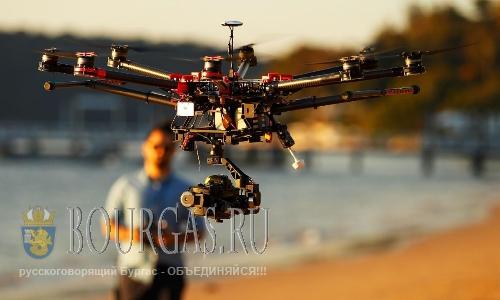 Беспилотные летательные аппараты в Болгарии поставят на учет