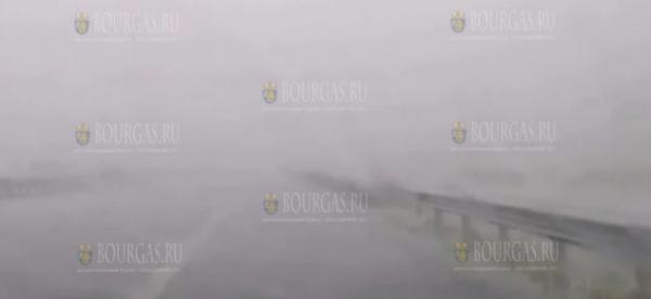 Ужасная буря прошла в районе Велико Тырново